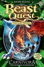Carnivora the Winged Scavenger (Beast Quest)-ExLibrary
