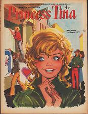 Princess Tina Magazine 21 August 1971    T. Rex     Osibisa