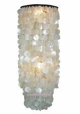 Muschellampe 1 Meter CAPIZ LAMPE...