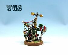 25mm Warhammer 40K WGS painted Orks Big Mek  KOR019