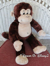 Build-A-Bear 'MAGNIFICENT' BROWN MONKEY STUFFED Plush Animal RETIRED