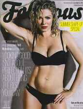 Fabulous Magazine: Nell McAndrew After Pregnancy, Summer Special - 26.05.13
