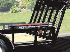 Open Trailer Tailgate Assist - Rack'em Double Barrel - RA27C