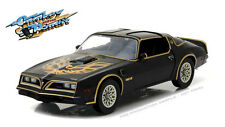 1/18 GREENLIGHT 1977 PONTIAC FIREBIRD TRANS-AM SMOKEY ET BANDIT I 1 #19025
