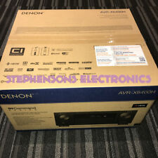 BrandNew DENON AVR-X6400H AVRX6400H Receiver (Authorized Dealer Product)
