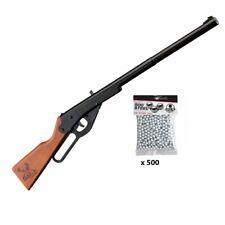 DAISY Carabine a air comprimé à bille d'acier 105 BUCK - 1.5 Joules + 500 billes