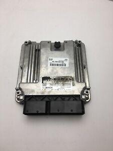 AUDI A5 8T SPORTBACK 2.0 TDI CONTROL MODULE UNIT 03L906022MK 0281015583 CAGA