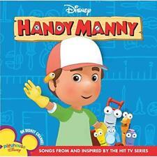 Disney Handy Manny Soundtrack CD