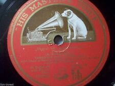 """THEODORE CHALIAPINE, Bass In Russian """"The Creed / Glory to Thee O Lord78rpm12"""