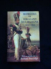 MEMOIRS OF SERGEANT BOURGOGNE 1812-1813