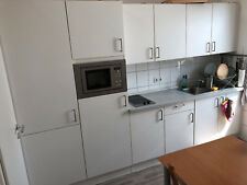Einbauküche mit Elektrogeräten Siemens AEG Hummel