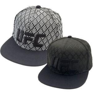 Mens Women UFC Embroidery Baseball Cap Motorcycle Hip Hop Hats Outdoor Sport Hat