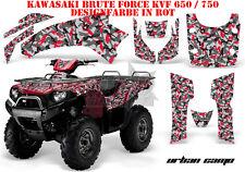 AMR Racing DECORO GRAPHIC KIT ATV Kawasaki KVF 650 & 750 URBAN CAMO B