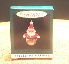 Hallmark Keepsake Ornaments Christmas Bells 1996 MIB
