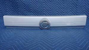 Mercury Mariner Tailgate Liftgate Garnish Trim Handle 2011-2008 Silver OEM 0336