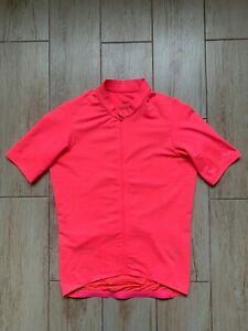 Rapha Pro Team Midweight Jersey Pink Size S