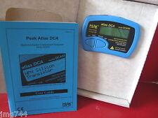 Peak Atlas Semi Conductor Analizzatore Tester a transistor dca55 r4.1 ultimo Firmware