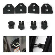 4 Türfangband Schutzdeckel Stürmer Türbremse Cover Für Subaru Forester Legacy XV