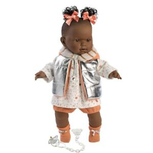 Llorens Nicole African American Crying Doll 42cm