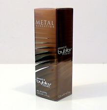 BYBLOS FOR MEN METAL SENSATION EAU DE TOILETTE EDT 120 ML