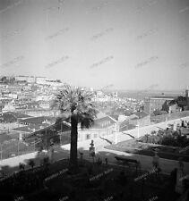 Vintage-Negativ-Lissabon-Lisboa-Portugal-Portuguesa-Architektur-1930er-1