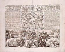 Antique map, Carte ancienne de la Suisse