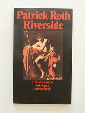 Patrick Roth Riverside Christusnovelle Suhrkamp