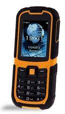 TTsims TT26 Tough Waterproof IP67 Rugged Twin Sim 2 Dual Unlocked Mobile Phone