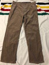 Levi's Vintage 70's 519 corduroy pants 36 x 29 talon 42