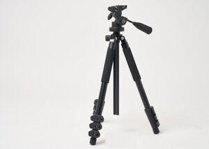 Giottos Silk Road YTL9254-5011N Vertical Column Aluminium Tripod Kit