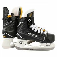 NEW $80 KIDS/BOYS/YOUTH (2-8 years old) BAUER SUPREME S160 ICE HOCKEY SKATES