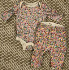 0-3 Months Baby Gap Girls Outfit NWT
