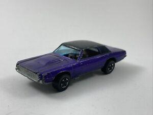 1967 Mattel HotWheels Redline Custom T-Bird Purple.