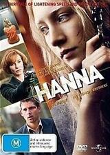HANNA Eric Bana, Cate Blanchett, Saoirse Ronan DVD NEW