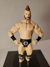 SHEAMUS Mattel 2011 Elite WWE Wrestling Figure The Bar Mohawk/Piercings Celtic