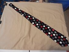 Frank Sinatra Neck Tie 80th Birthday Collection Black Red White Grey BNWT OS (O1
