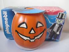 Playmobil 4772 Halloween Pumpkin Glow-in-the-Dark Vampire & Walking Cane NEW