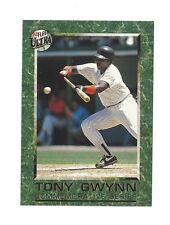 1992 FLEER ULTRA COMMEMORATIVE SERIES TONY GWYNN #7 SAN DIEGO PADRES