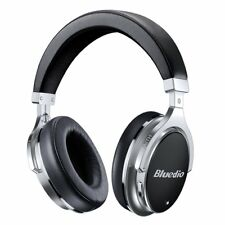 Bluetooth Headphones Active Noise Cancelling Over Ear Wireless Cell Phone/TV/PC