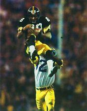 LYNN SWANN 8X10 PHOTO PITTSBURGH STEELERS NFL FOOTBALL PICTURE VS RAMS