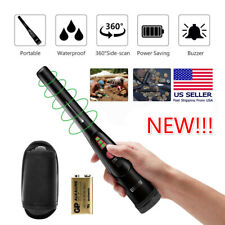 Metal Detector Waterproof Gold Digger Hunter Finder Pinpointer Sensitive Tester
