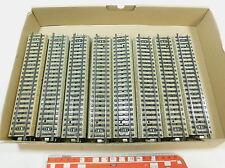 az883-2 #40x MÄRKLIN H0/AC 5106 Vía / piezas de vía ( M PISTA ) recto, MUY BUEN