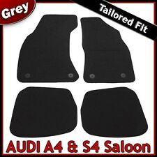 Audi A4 Saloon B5 1995-2001 Tailored Carpet Car Floor Mats GREY