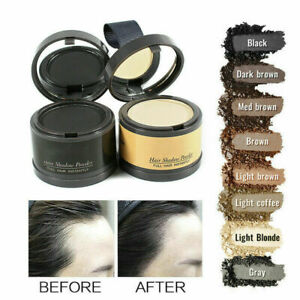 Waterproof Hair Line Shadow Powder Volume Max Shading Powder Women Men Makeup