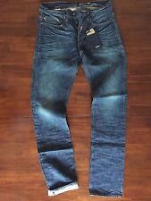 FH FLYING HORSE THE SPIRIT OF INDIGO SLIM FIT JEANS (W34L34)  $185.00