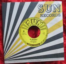 "Elvis Presley - My Happiness (2013) USA 7""  Sun Records"