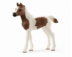 Schleich 13839 Arabian Pinto Foal 3in Series Pferdewelt