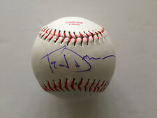 TED DANSON AUTHENTIC SIGNED BASEBALL AFTAL & UACC [14390] OBTAINED IN PERSON
