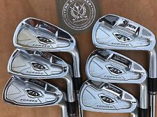SRIXON ZTX FORGED Irons 4 - 9 - DYNAMIC GOLD S300 SHAFTS