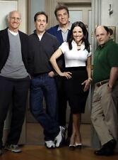 Seinfeld Poster cast reunion photo